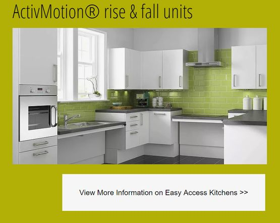 activmotion rise and fall units