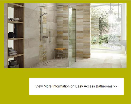 easy access bathrooms